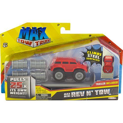 Mini Max Tow Reboque Dtc Ciatoy