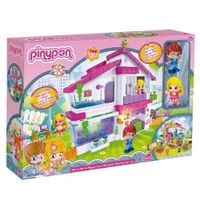 PINYPON VILLA PLAYSET MULTILASER