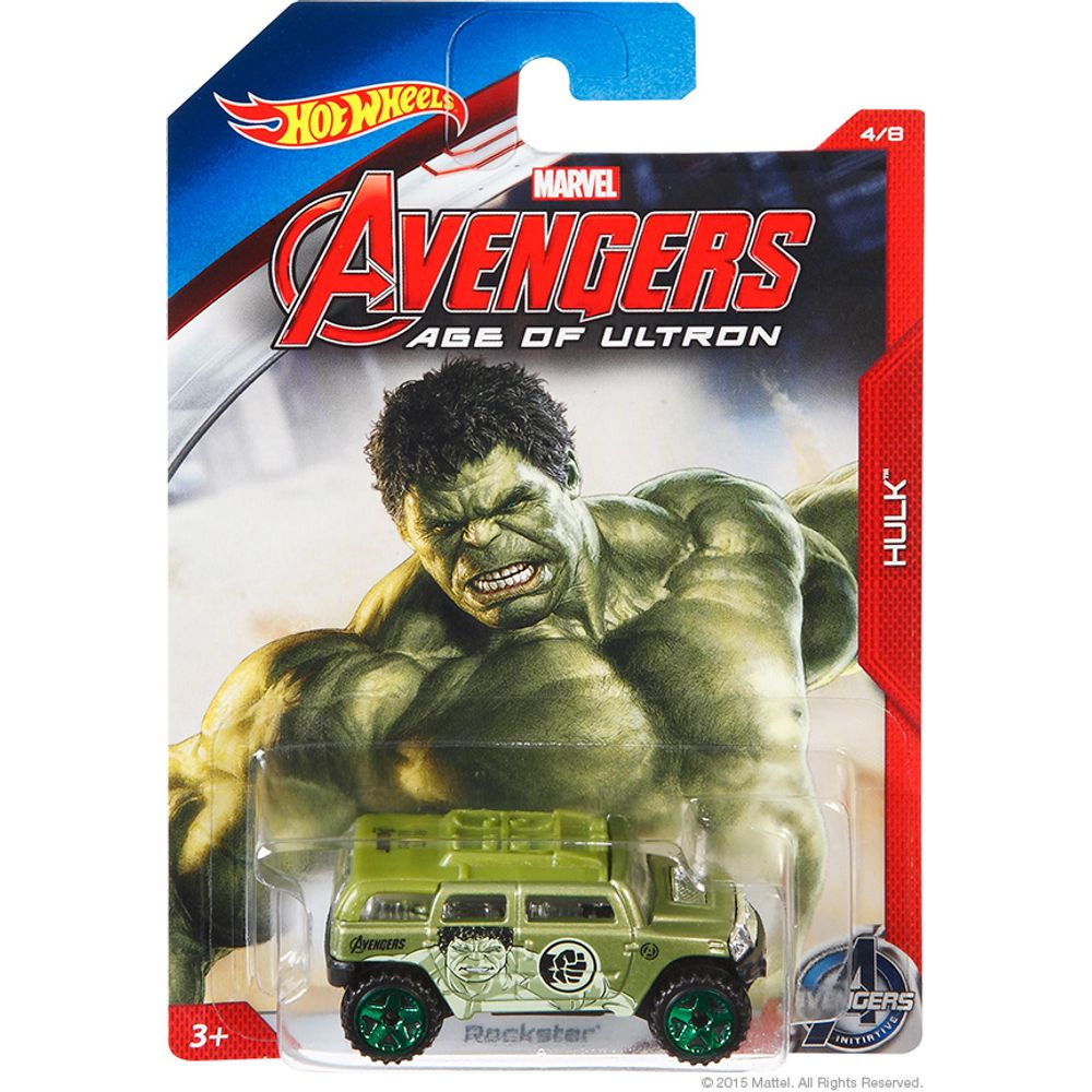 good texture coupon codes authentic quality HOT WHEELS - MARVEL AVENGERS - HULK MATTEL - Ciatoy