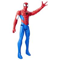 Homem Aranha Titan Hero Web Warriors - Spider-Man Blindado 30 Cm HASBRO