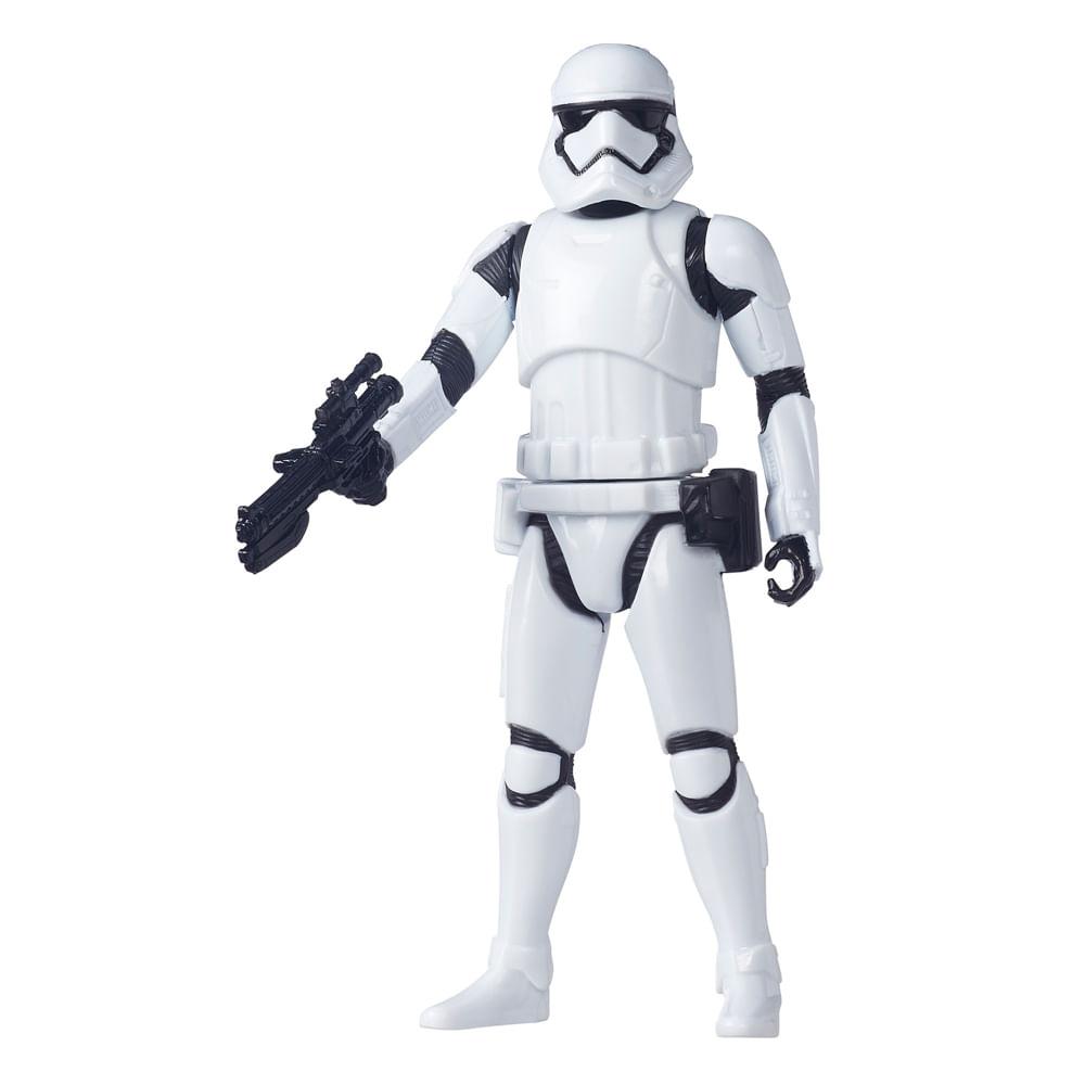 Boneco Star Wars 6 Value Episodio Vii Lead Hero Battler Tan