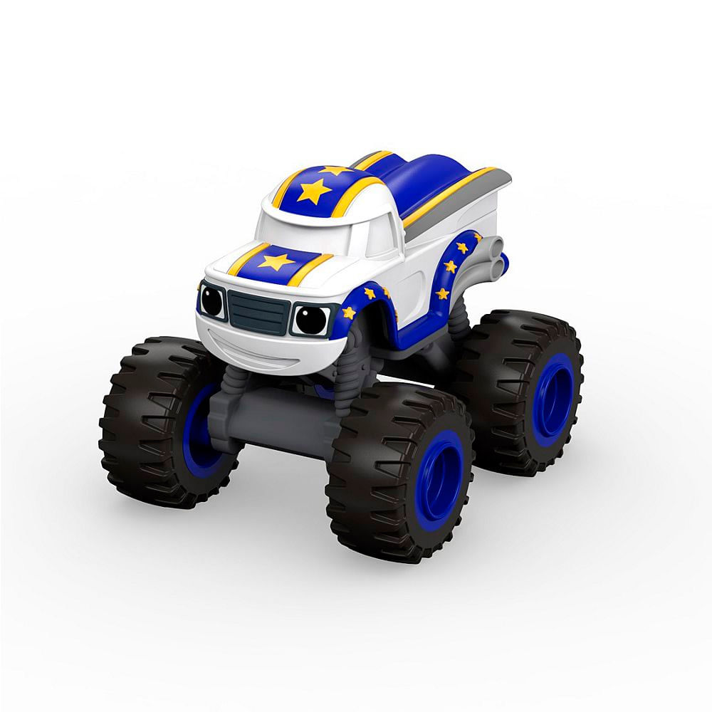 Carrinho Fisher Price Blaze And The Monster Machines